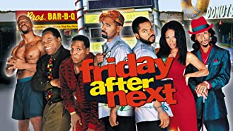 Watch Friday Prime Video