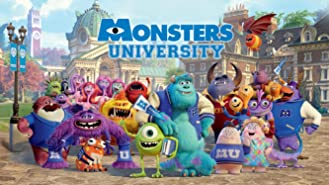 Monsters University (4K UHD)
