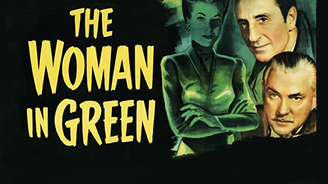 Sherlock Holmes & The Woman In Green