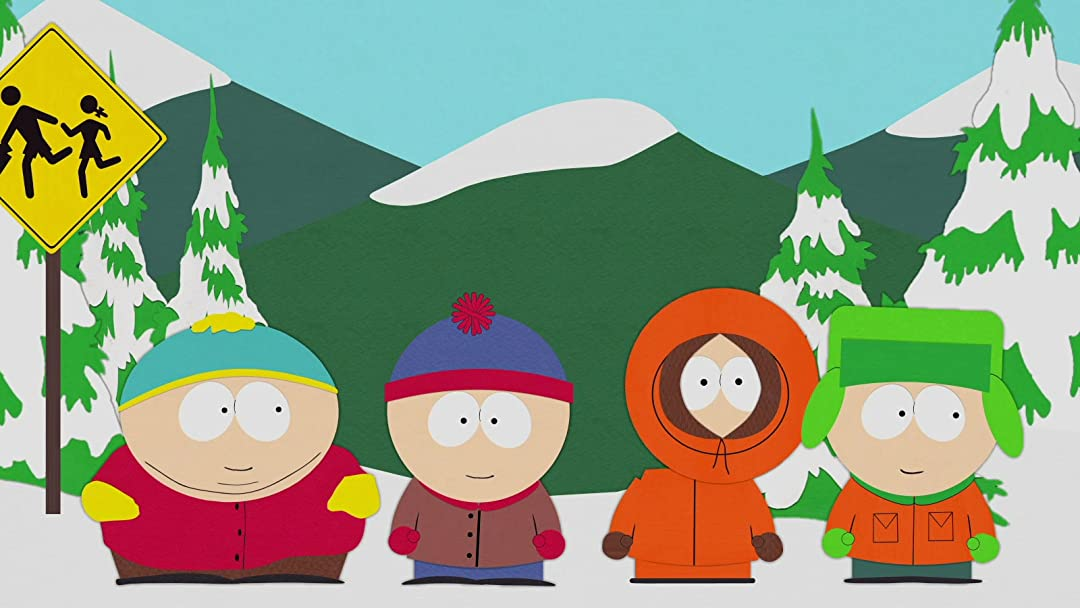 Prime Video South Park Season 4