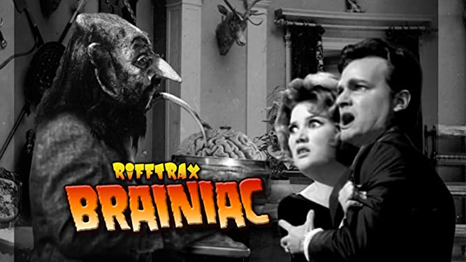 RiffTrax: Brainiac