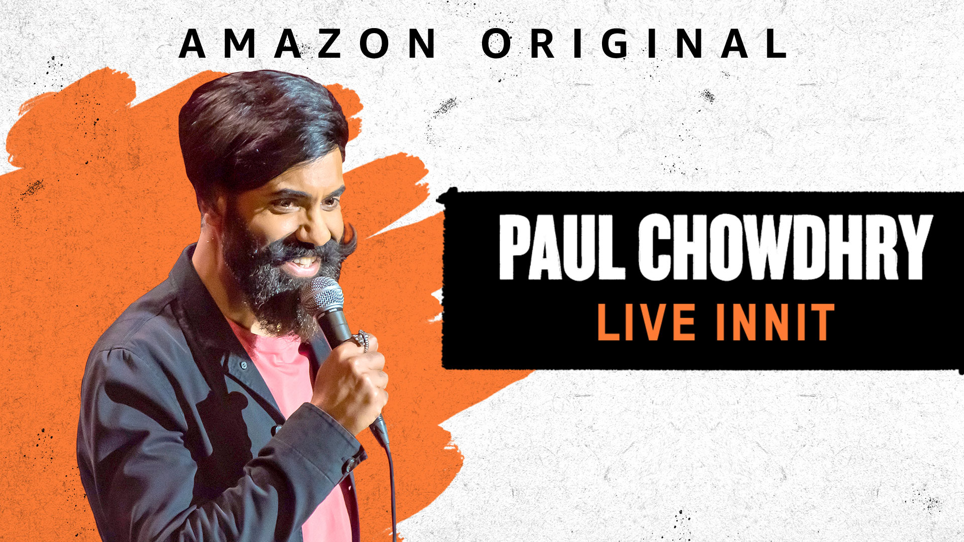 Paul Chowdhry Live Innit