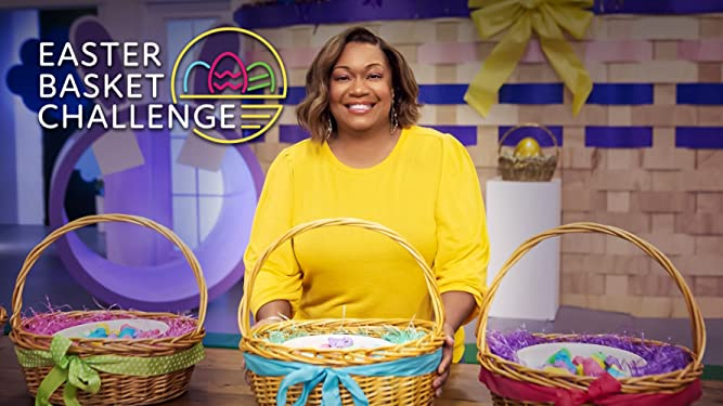 Easter Basket Challenge - Season 1