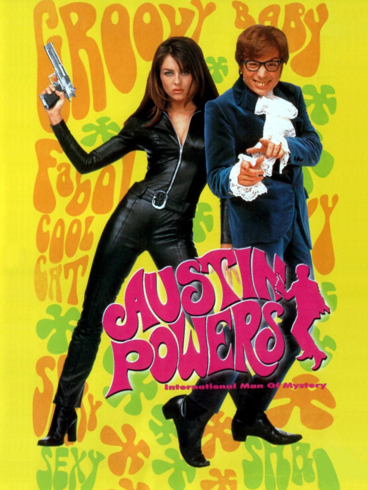 Prime Video: Austin Powers: Misterioso agente internacional