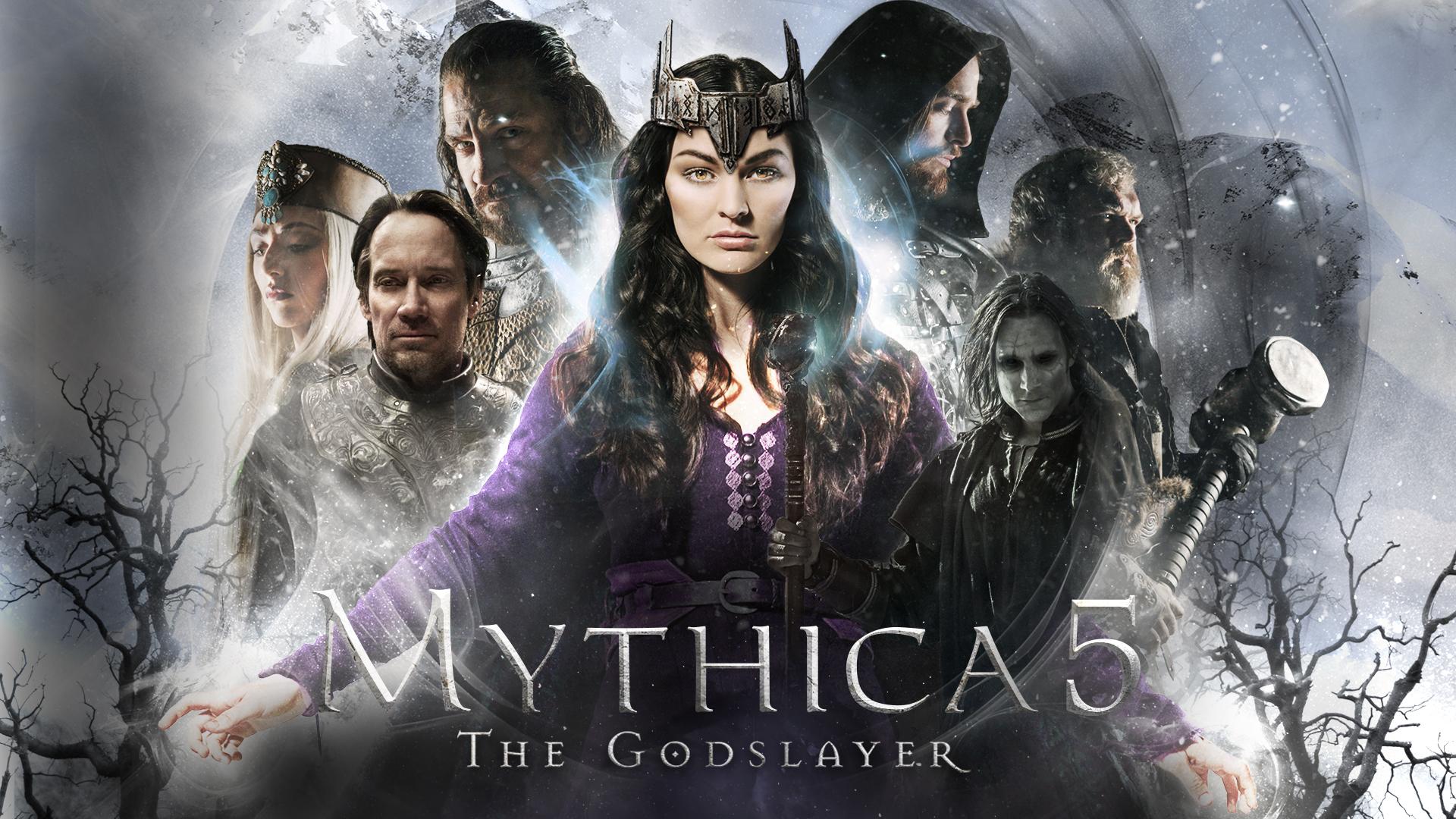 Mythica 5: The Godslayer