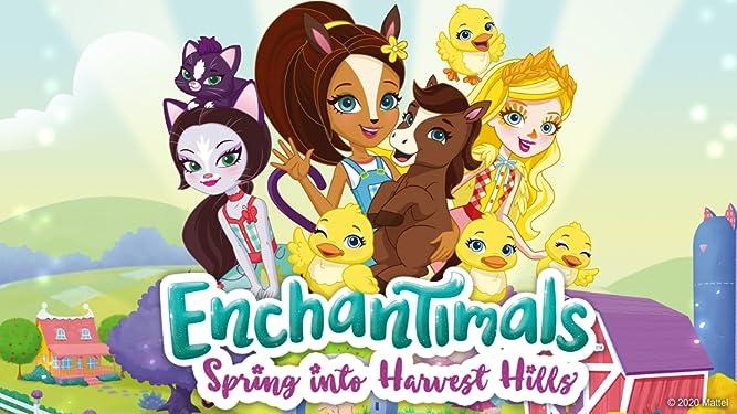 Enchantimals Spring into Harvest Hills