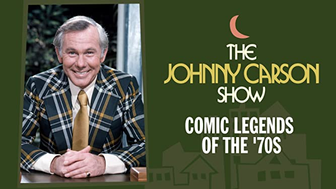 The Johnny Carson Show: Season 7 (Comic Legends Of The '70s)