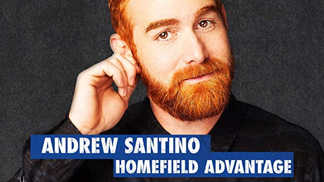 Andrew Santino: Homefield Advantage