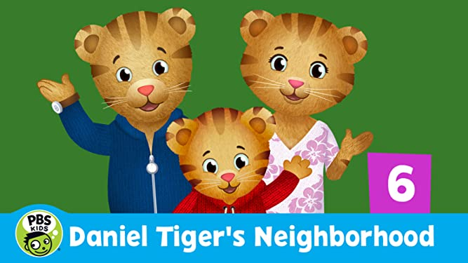 Daniel Tiger's Neighborhood Season 6