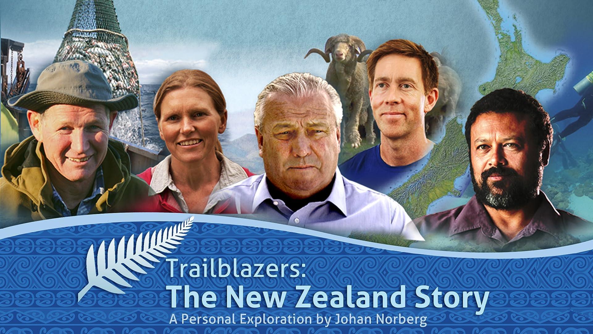 Trailblazers: The New Zealand Story