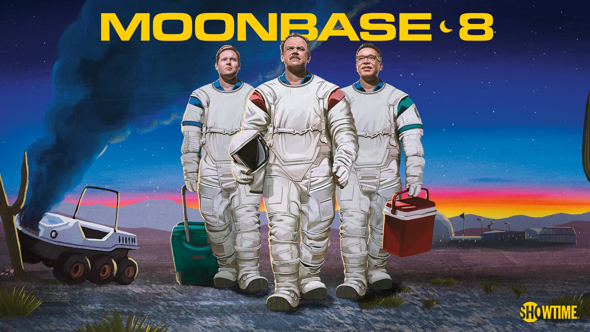 Moonbase 8 Season 1
