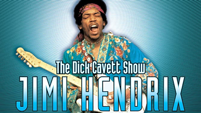 Jimi Hendrix - The Dick Cavett Show Documentary