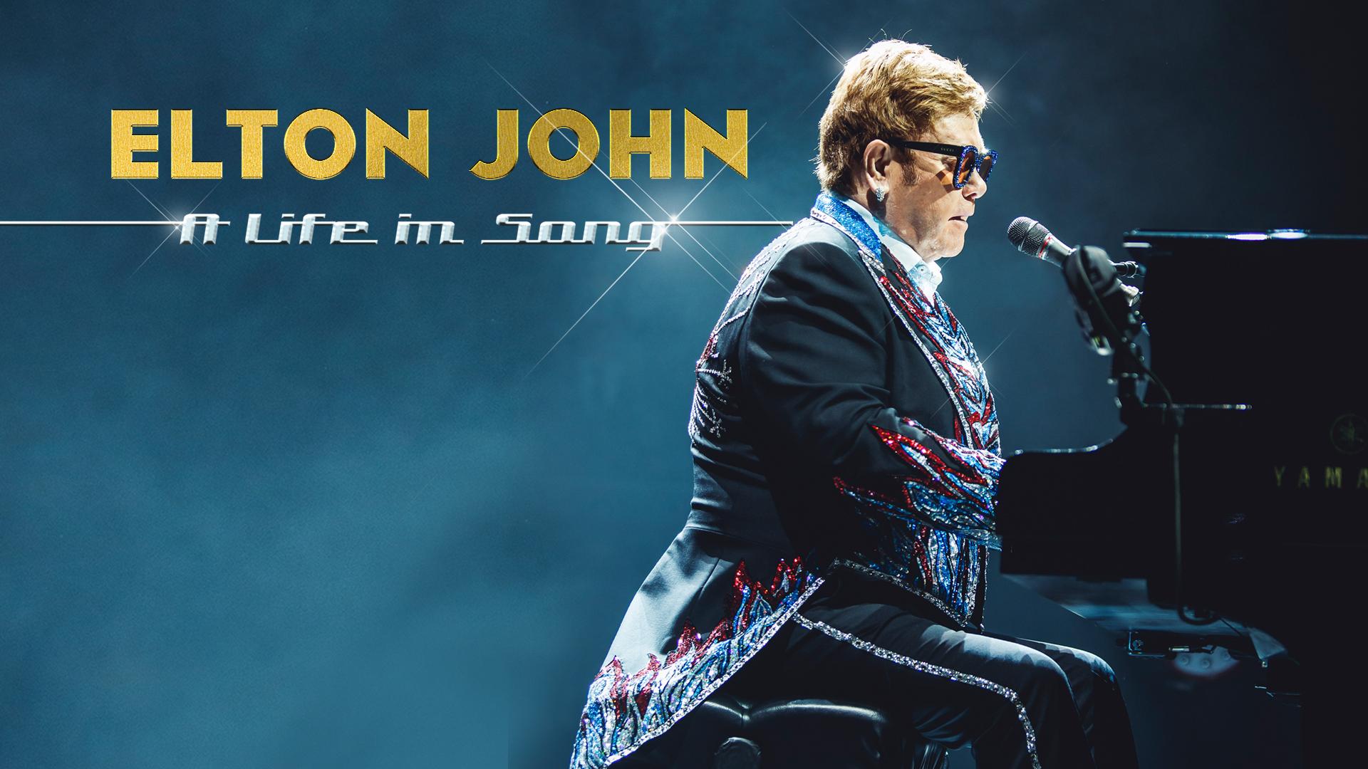 Elton John: A Life in Song
