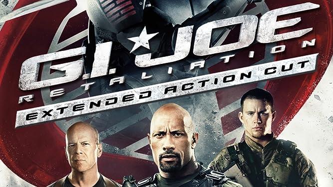 G.I. Joe: Retaliation [Extended Cut]