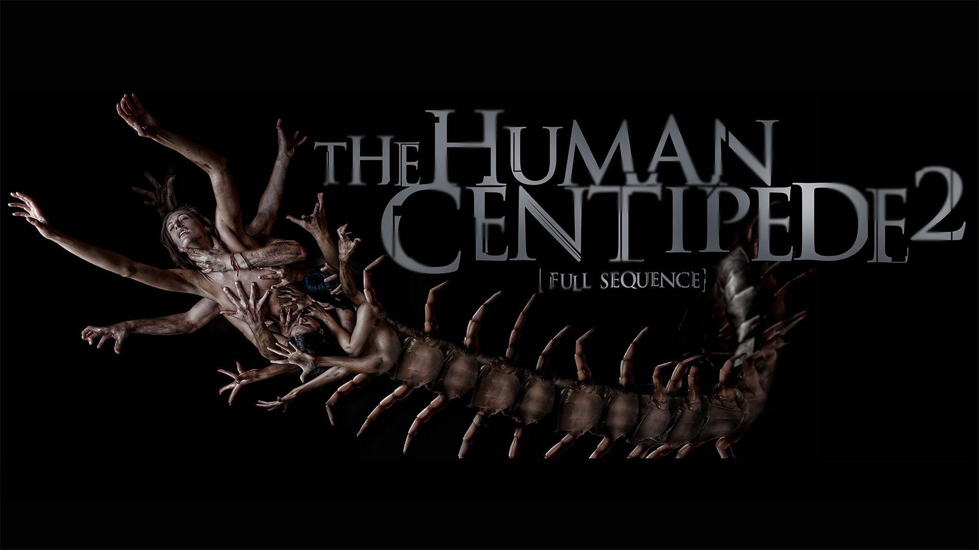 The Human Centipede II, Full Sequence