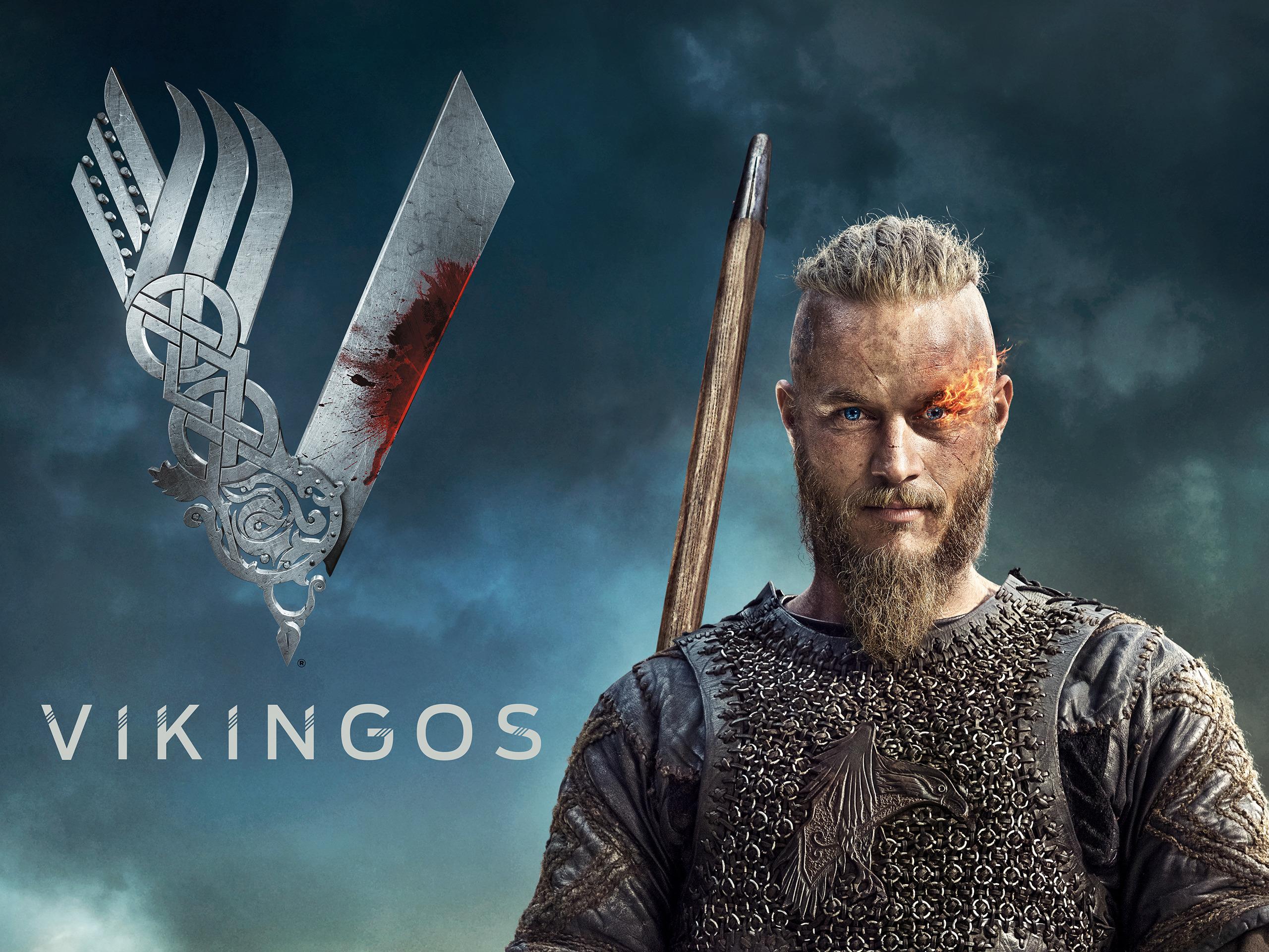 Amazon Prime Vikings Staffel 5 Teil 2