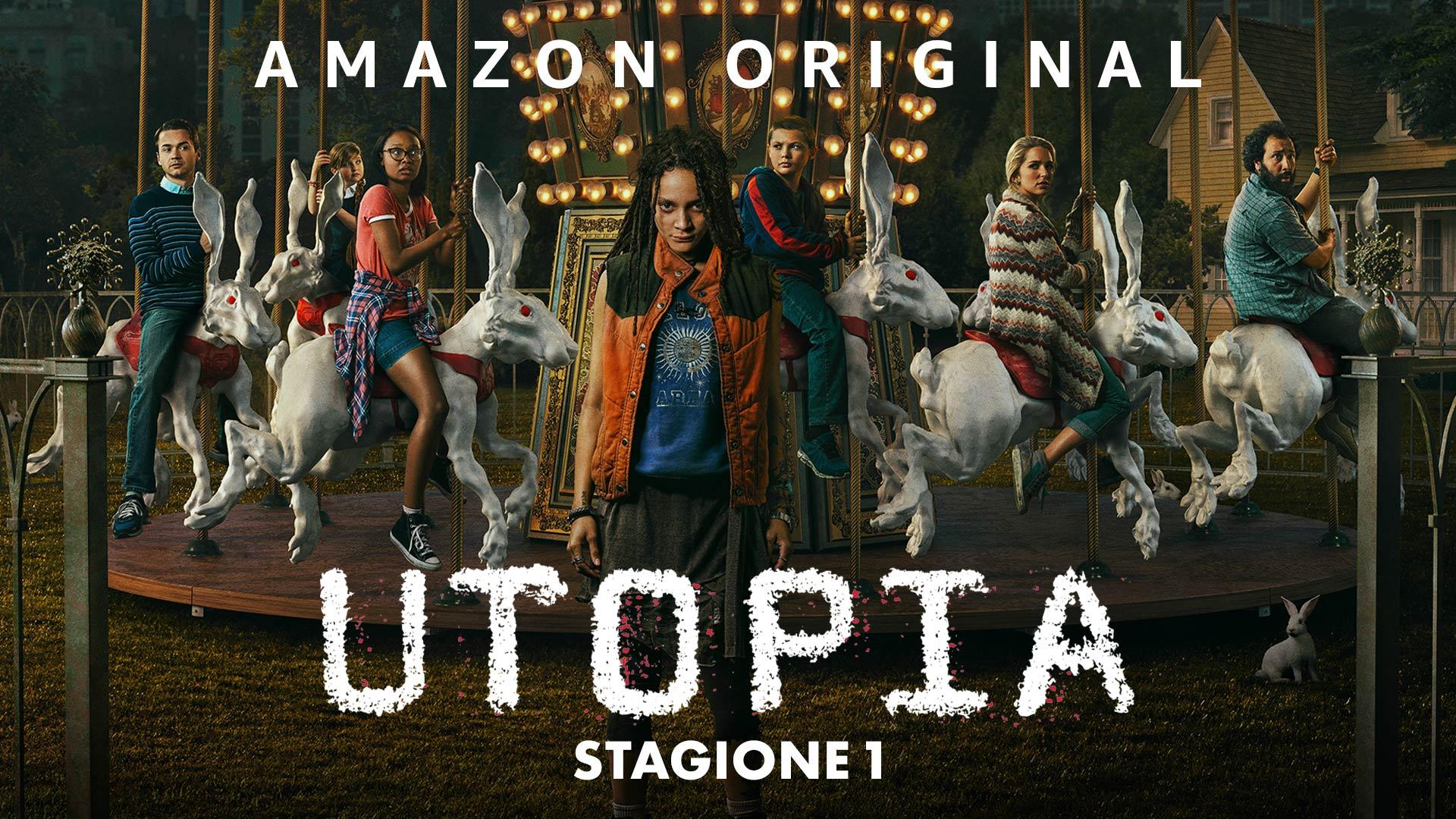 Utopia – Stagione 1