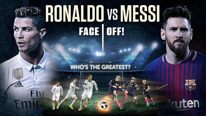 Ronaldo Vs Messi - Faceoff!