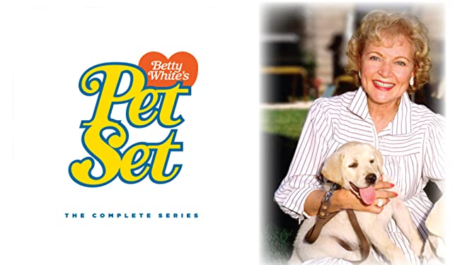 Betty White's Pet Set