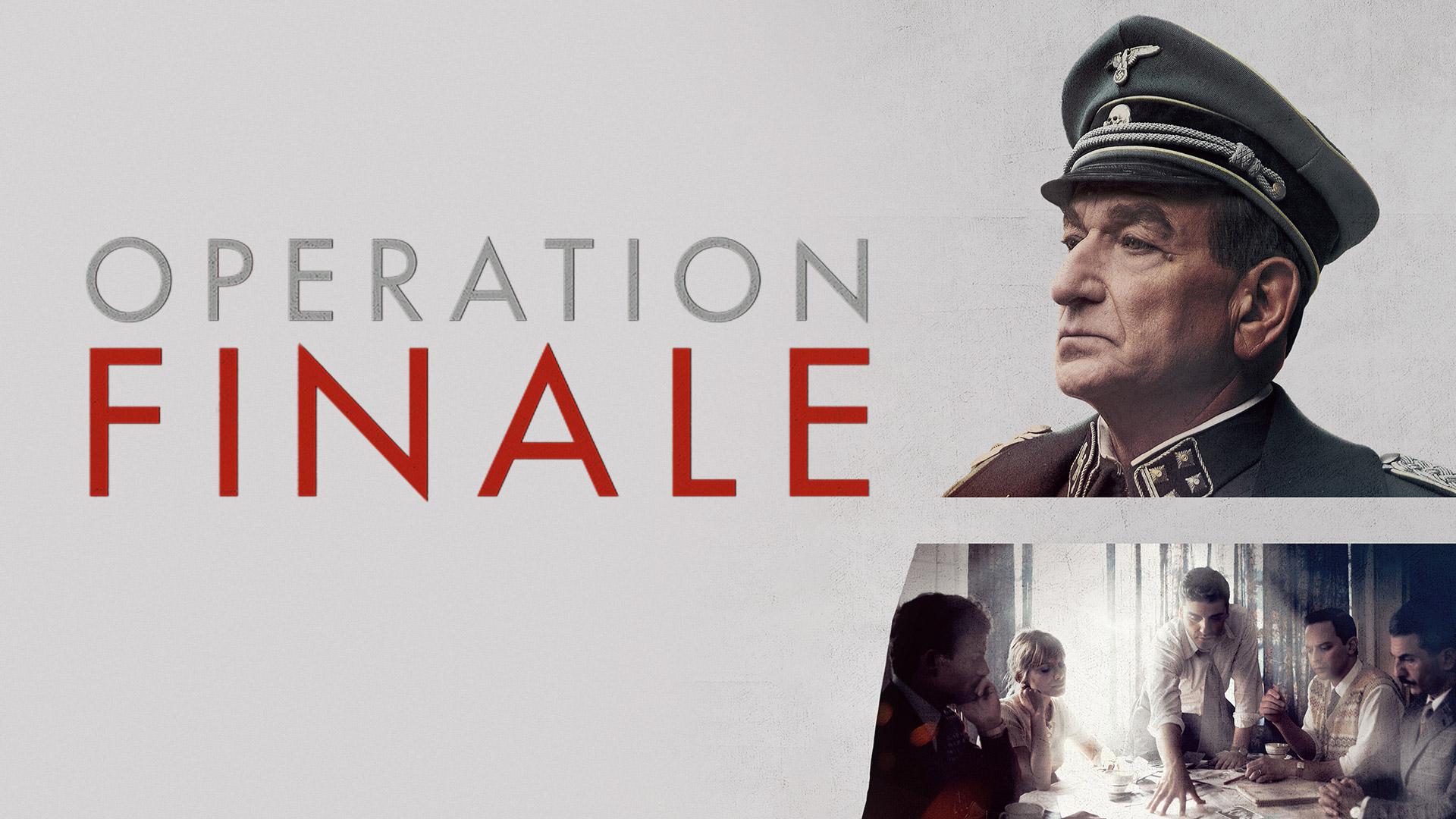 Prime Video: Operation Finale (4K UHD)