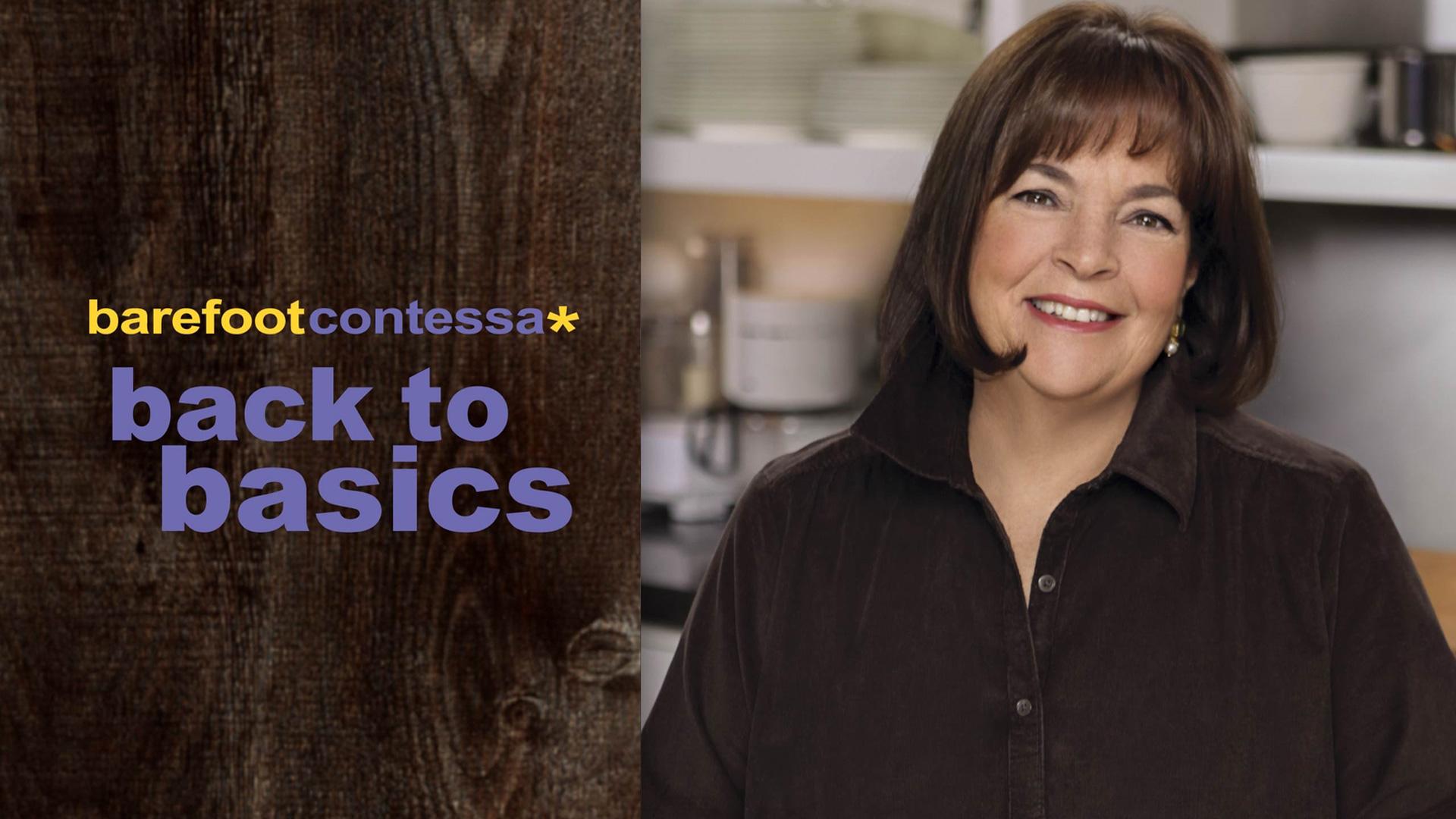 Barefoot Contessa: Back to Basics - Season 1