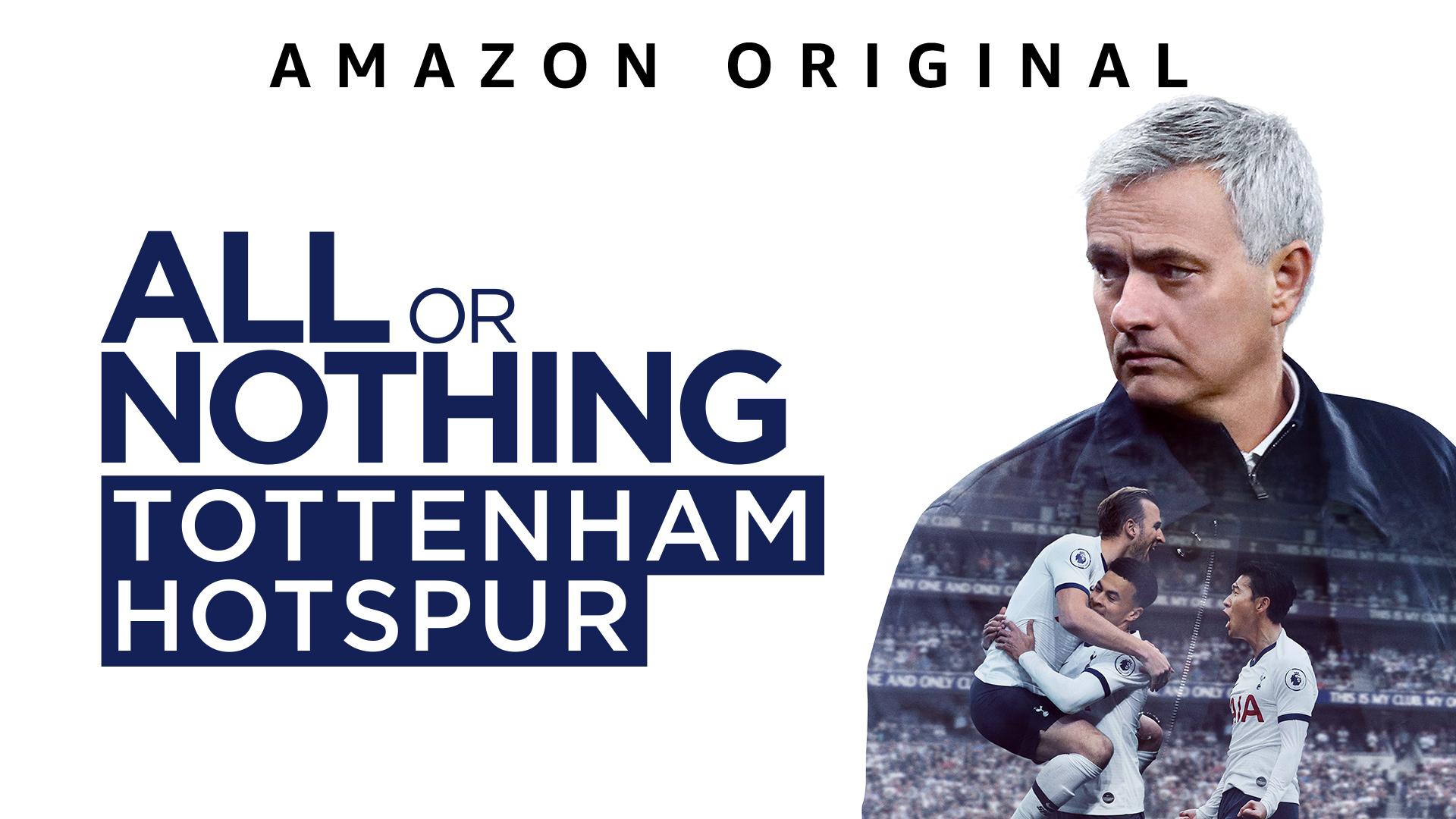 Wszystko albo nic: Tottenham Hotspur - Sezon 1