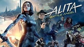 Alita: Battle Angel (4K UHD)
