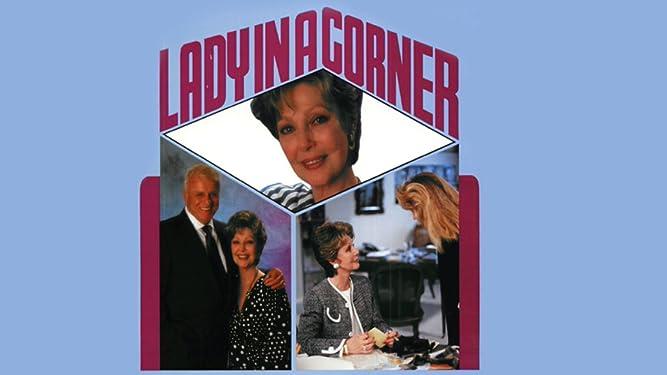 Lady In A Corner
