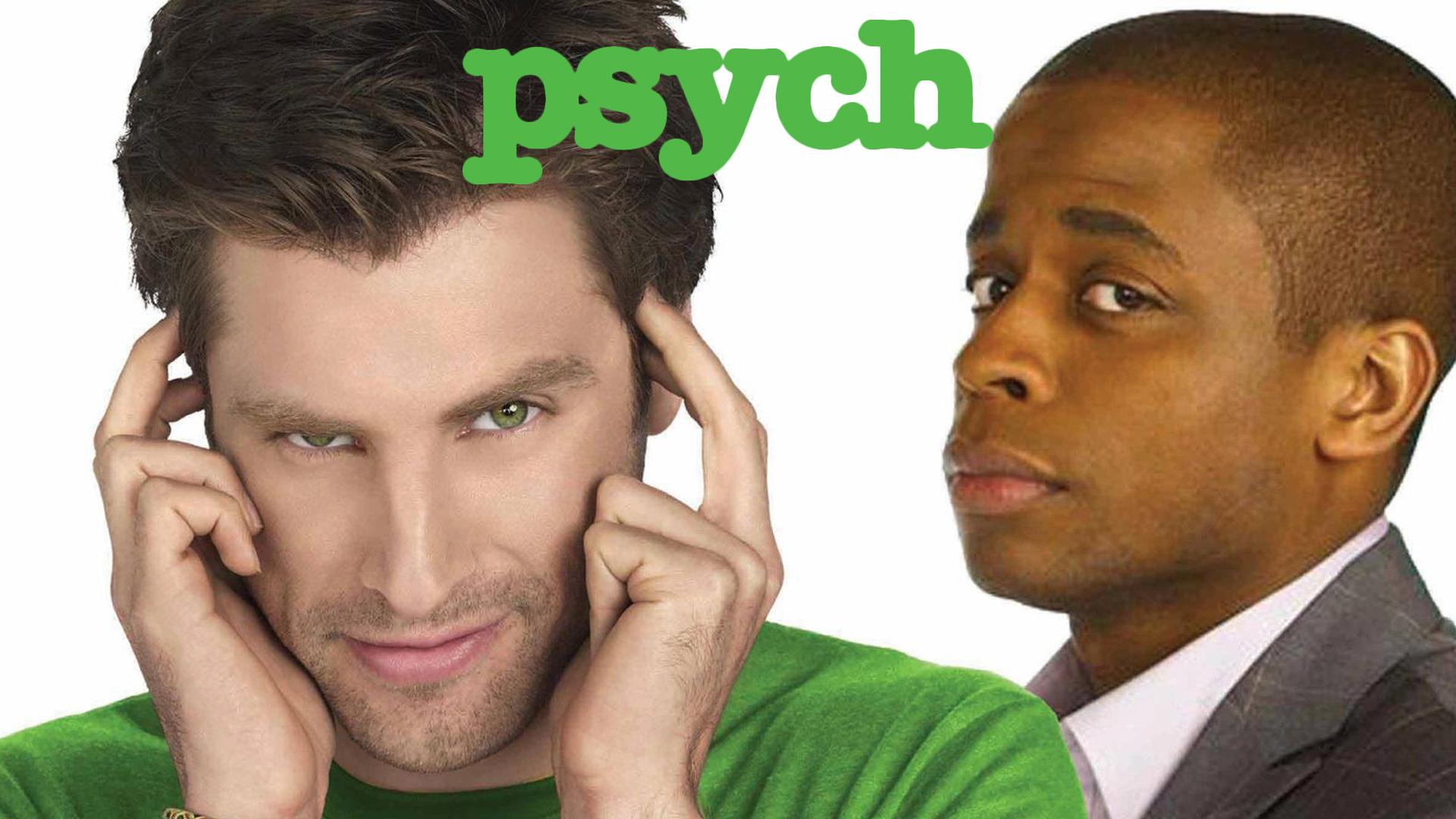Psych Season 1