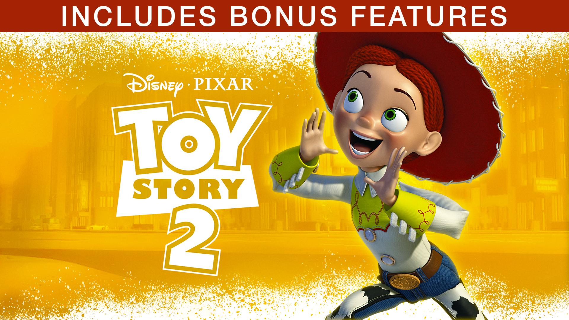 Toy Story 2 (Plus Bonus Content)