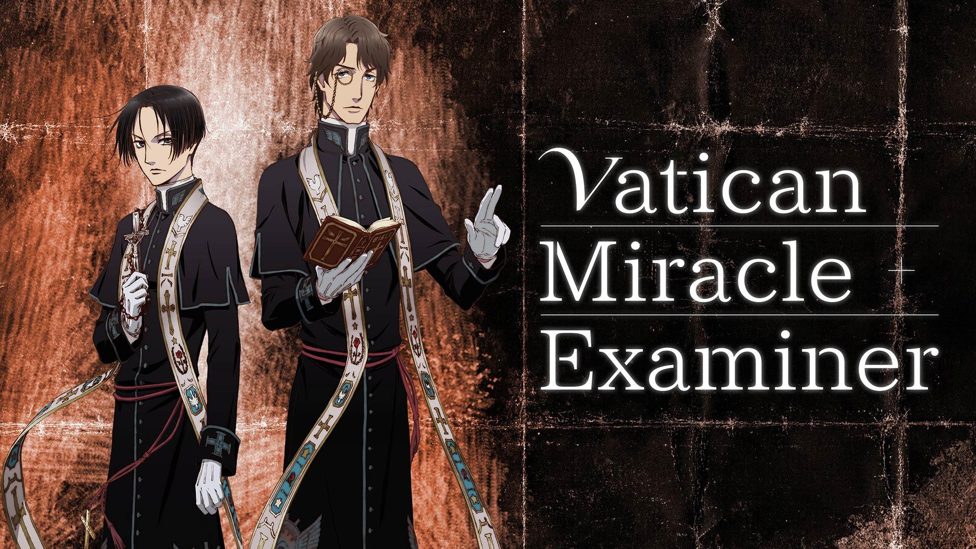 Vatican Miracle Examiner - Season 1
