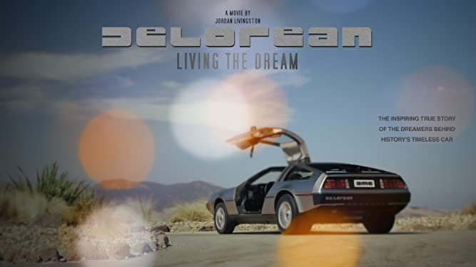 DeLorean - Living the Dream