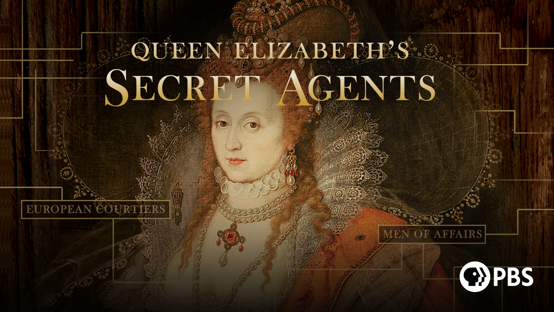 Queen Elizabeth's Secret Agents Season 1