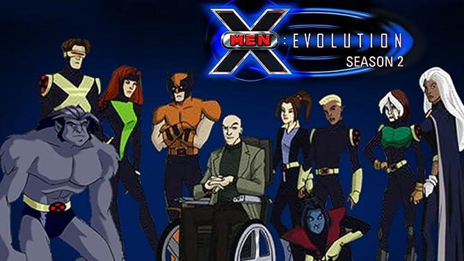 X-MEN: EVOLUTION Season 2