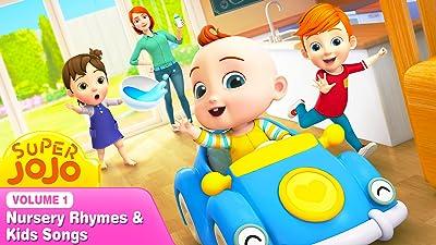 Super JoJo Nursery Rhymes & Kids Songs