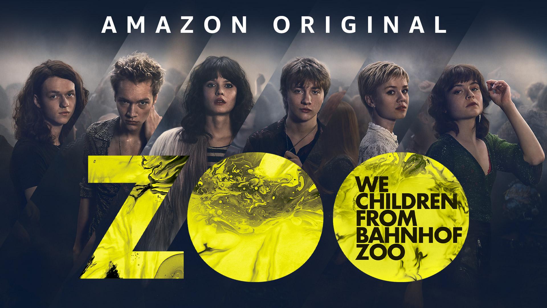 We Children from Bahnhof Zoo - Season 1