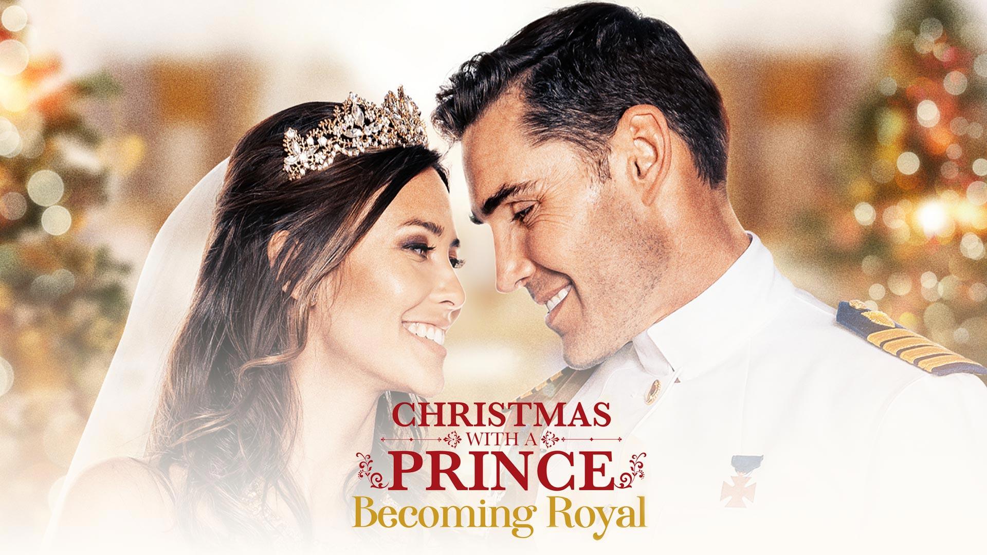 Christmas with a Prince: Becoming