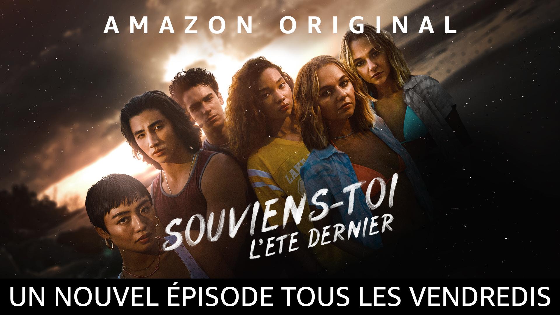 SOUVIENS-TOI…L'ÉTÉ DERNIER - Saison 1