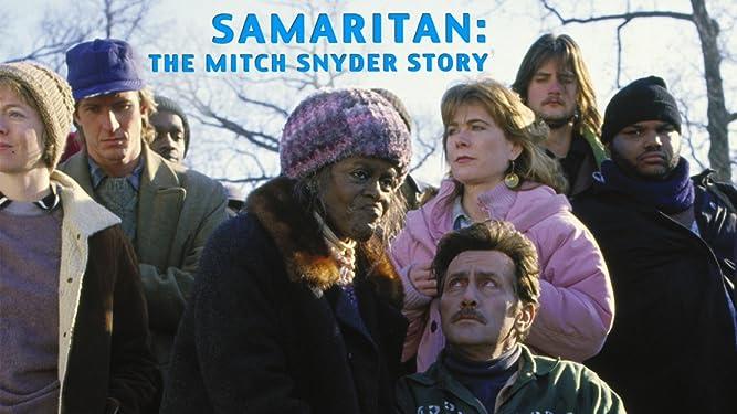 Samaritan:The Mitch Snyder Story