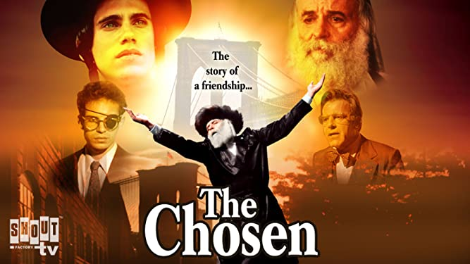Image result for the chosen movie 1982