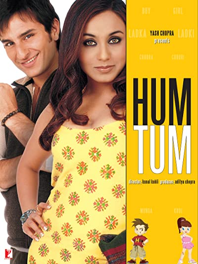 Hum Tum 2004 Full Hindi Movie Download 720p HDRip