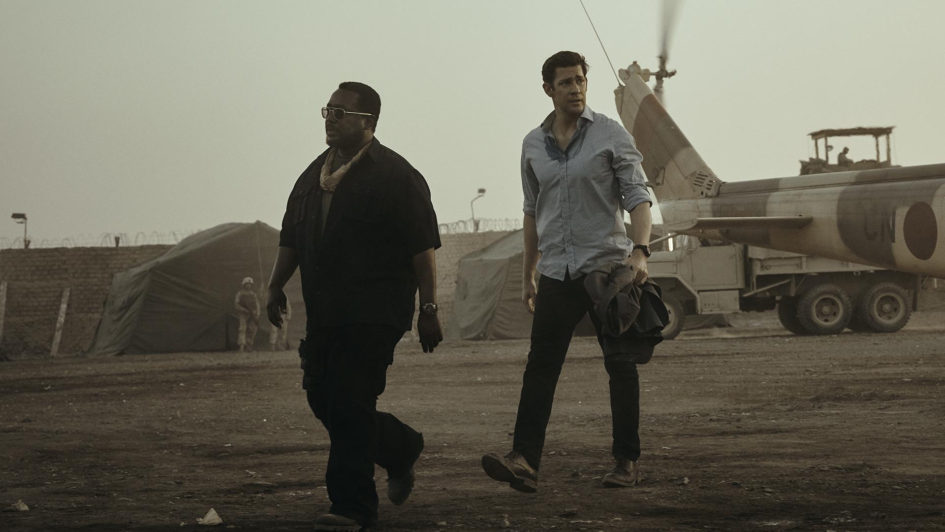 Watch Tom Clancy's Jack Ryan - Season 1