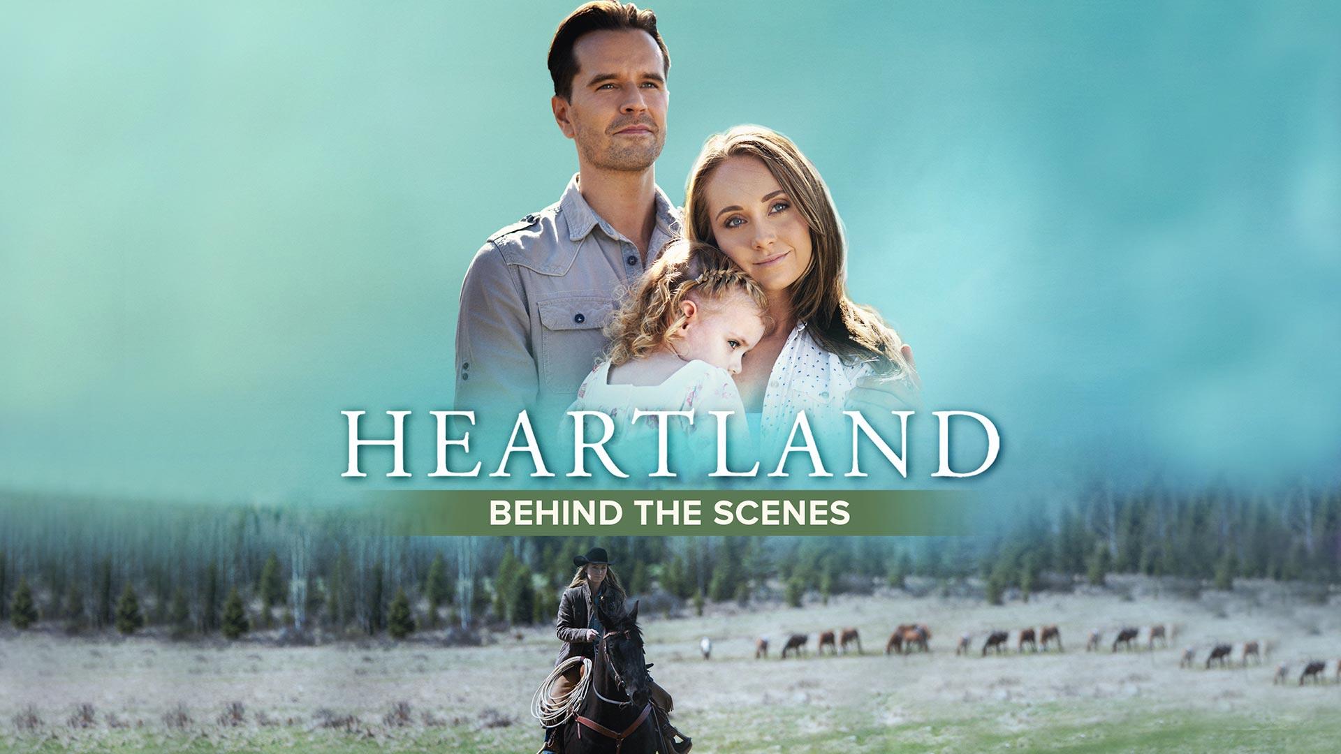 Heartland Behind The Scenes Season 1