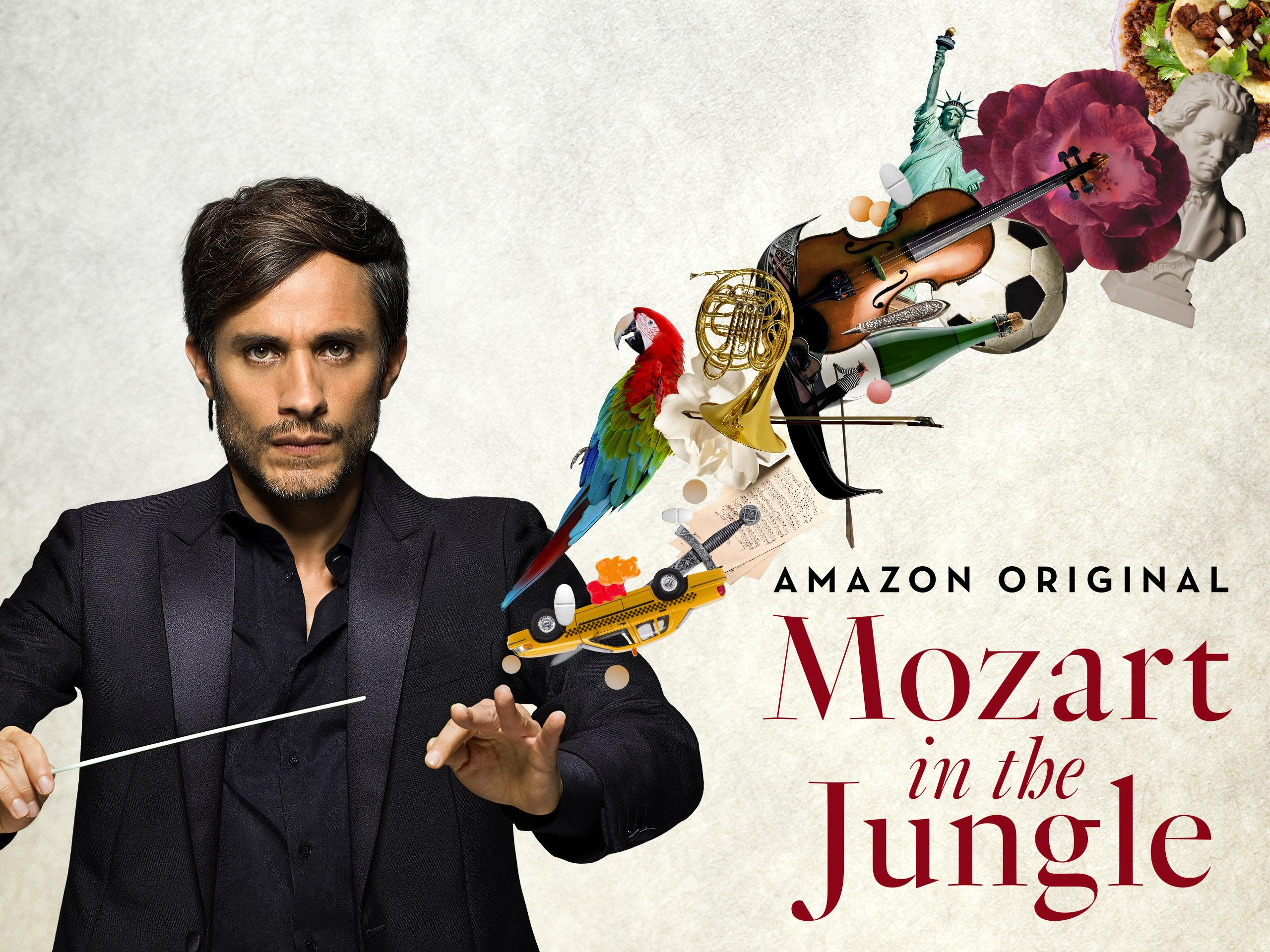 Prime Video: Mozart in the Jungle Temporada 3
