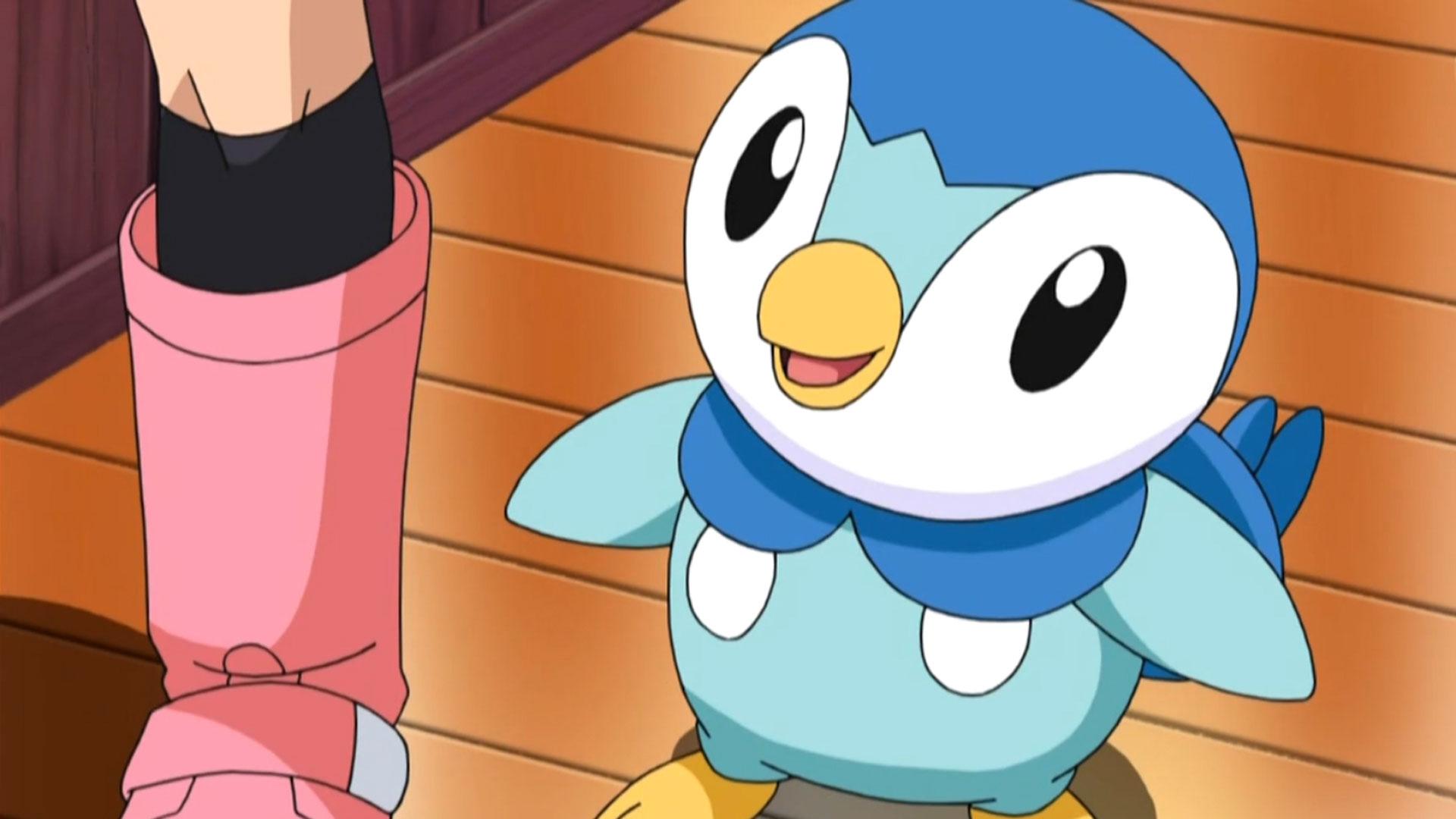 Pokémon the Series: Diamond and Pearl - Season 1004