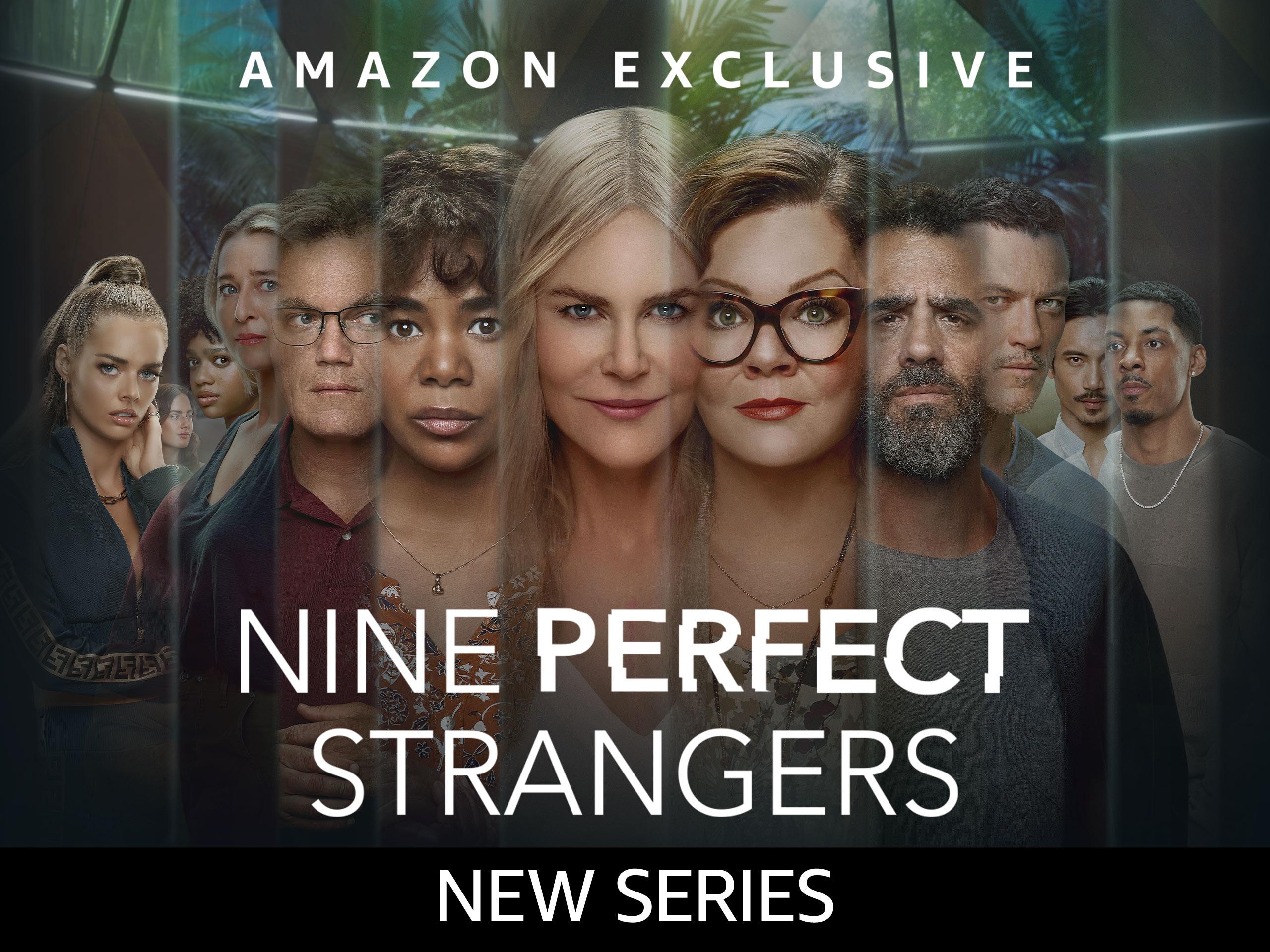 Prime Video Nine Perfect Strangers
