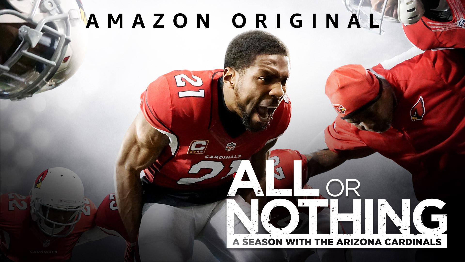 All or Nothing: A Season with the Arizona Cardinals - Season 1 (TV-14)