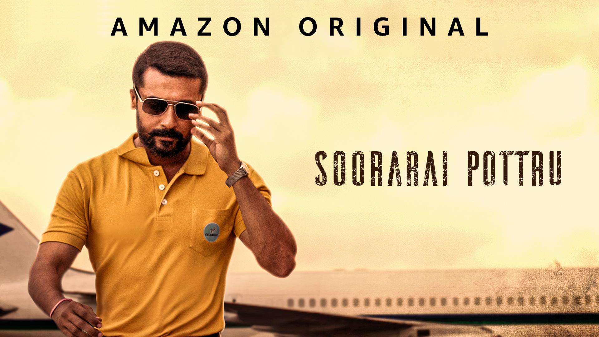 Soorarai Pottru (Tamil)