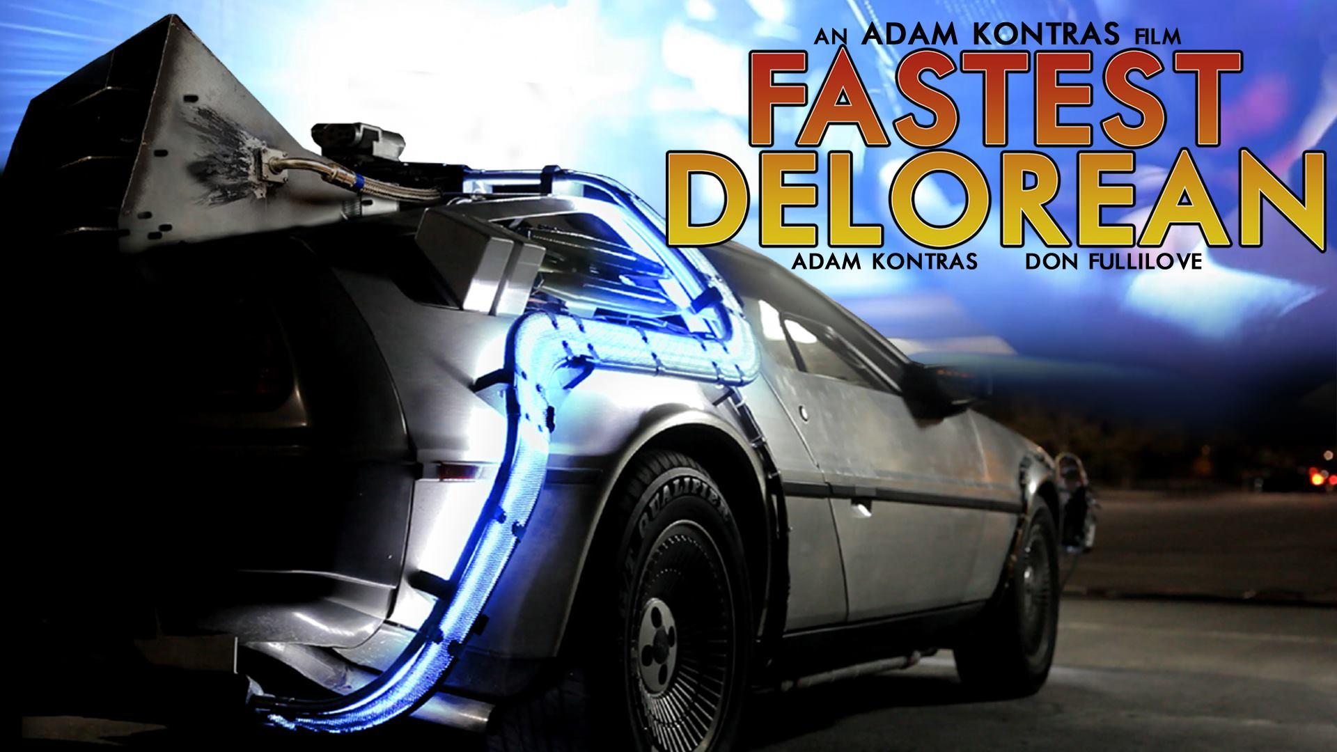 Fastest Delorean
