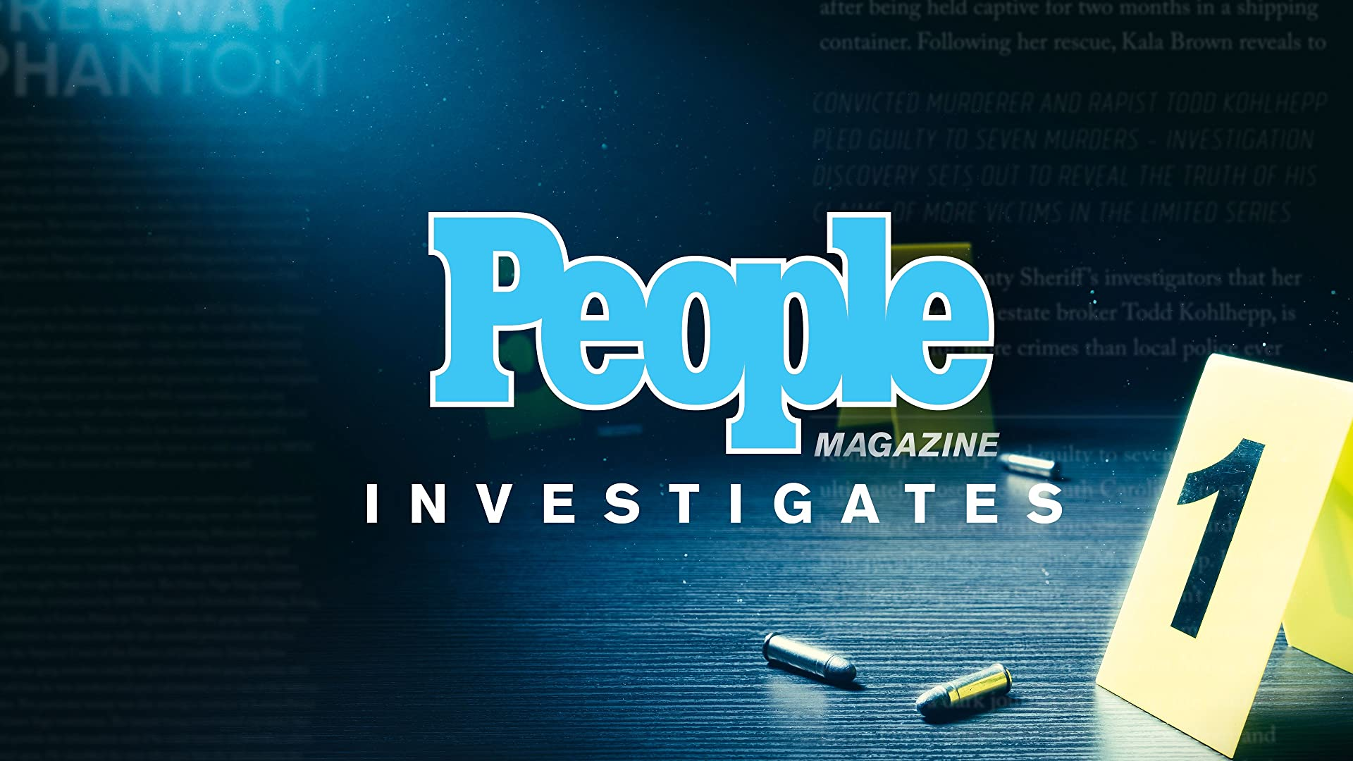 People Magazine Investigates - Season 1
